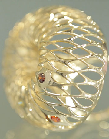 3D Printers And Applications For Jewelry Industry